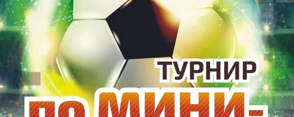 В Петропавловке состоялся турнир по мини-футболу среди ветеранов старше 50 лет