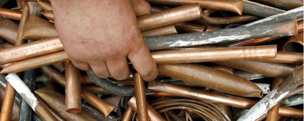 Калачеевские полицейские возбудили уголовное дело по факту попытки кражи лома металла