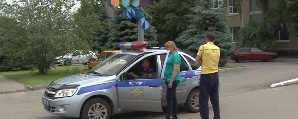 Кто кого? Калачеевские автоинспекторы против пешеходов-перебежчиков