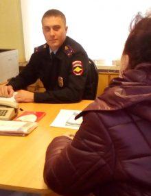 Калачеевский полицейский получил награду «ОБЩЕСТВЕННОЕ ПРИЗНАНИЕ – 2018»