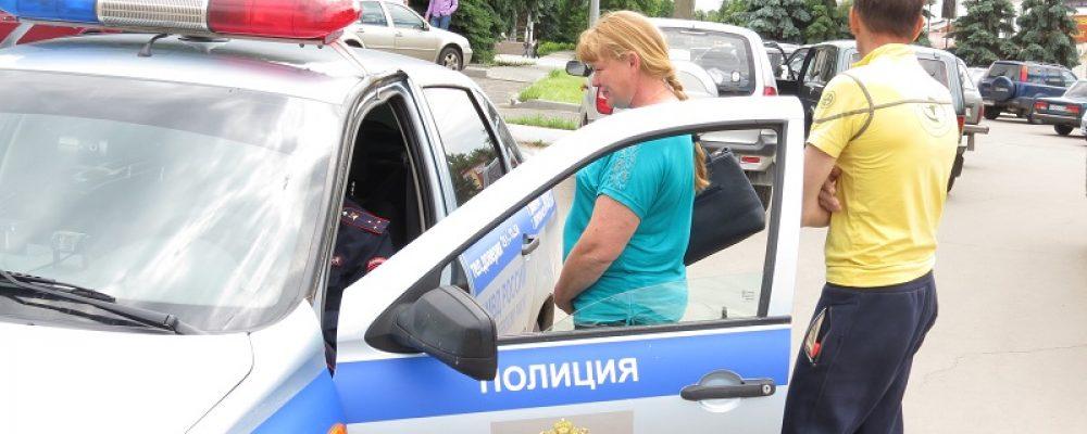 В Калачеевском районе прошло профилактическое мероприятие «Пешеходный переход»