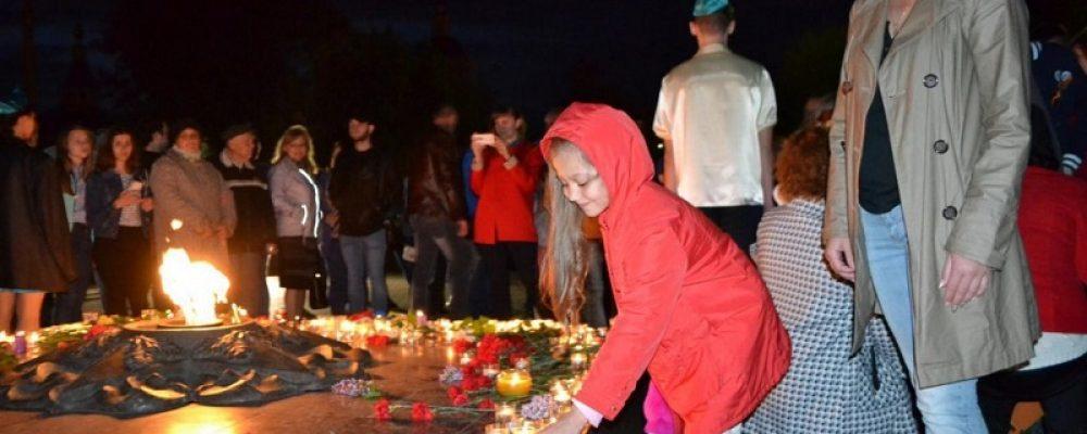 8 мая 2018 года состоится ежегодный митинг-реквием «Вечер зажженных свечей»