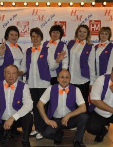 II районная игра КВН прошла в минувшую пятницу, 12 апреля, в районном Доме культуры с.Воробьевка.