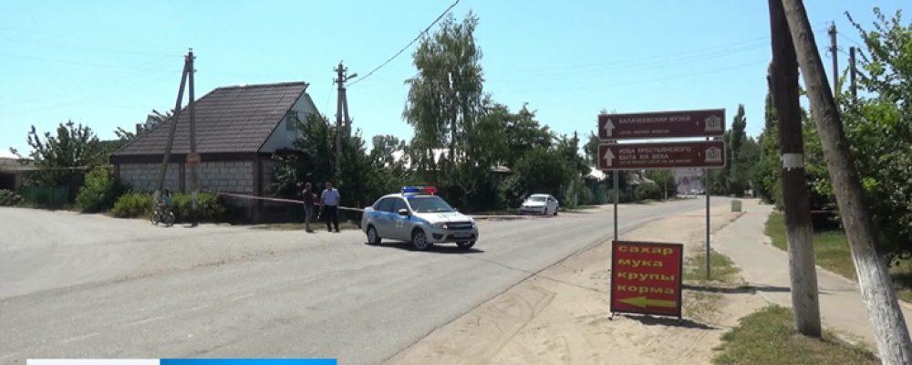 В Калаче из-за боевой гранаты перекрыли главную дорогу на Воробьёвку