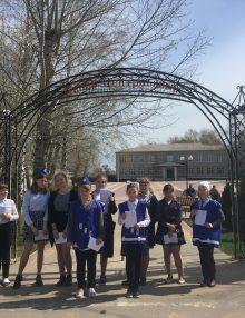 Калачеевские полицейские и ЮИДовцы присоединились к Пятой Глобальной неделе безопасности дорожного движения ООН
