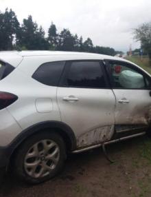 В Калачеевском районе полицейские устанавливают обстоятельства ДТП, в результате которого пострадало пять человек