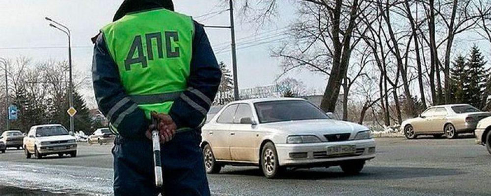 Калачеевские полицейские провели профилактическое мероприятие «Зебра»