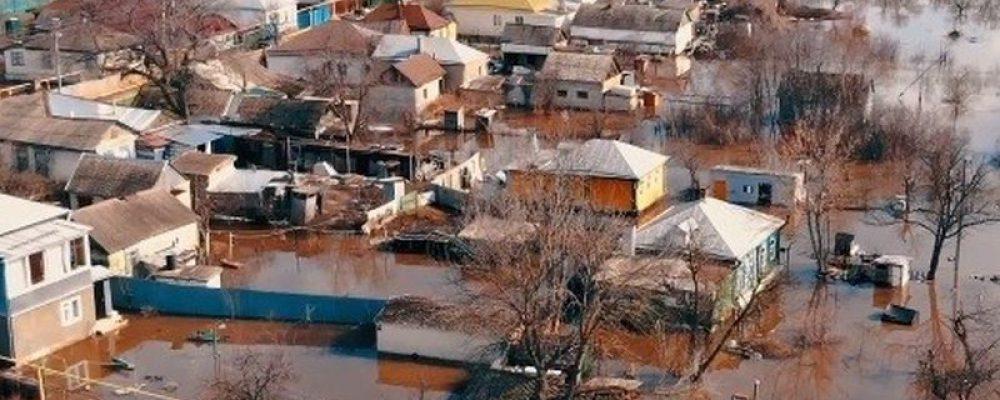 Утонувший год назад Калач начал готовиться к паводку