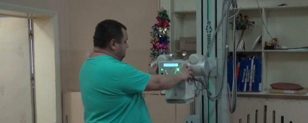 В поликлинике в Калаче починили неработавший несколько месяцев рентген