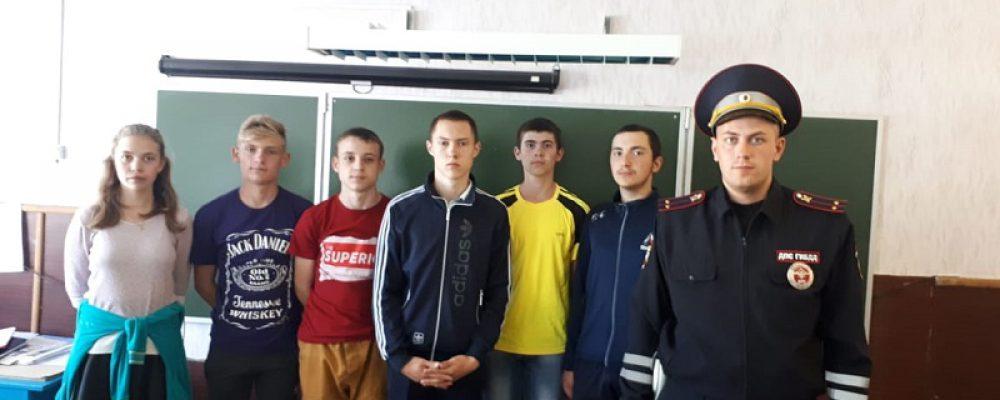 Калачеевские полицейские проводят профилактические мероприятия «Внимание, дети!»