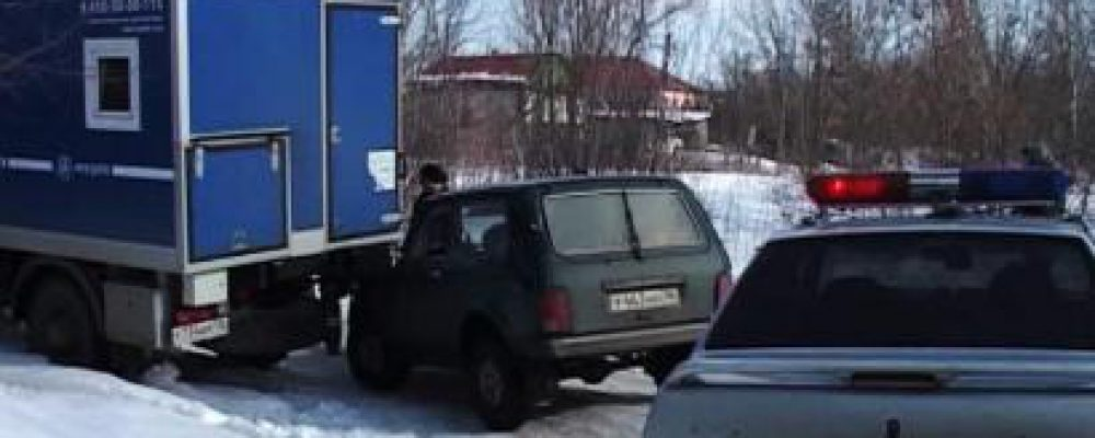 Калачеевцы задержали и сдали в полицию пьяного водителя (ВИДЕО)