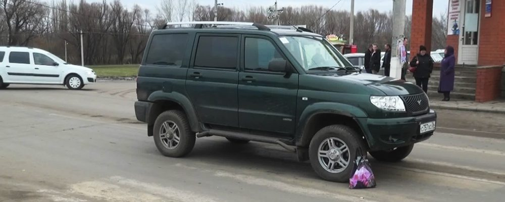 Экс-директор предприятия в Воронежской области сбил на пешеходном переходе женщину
