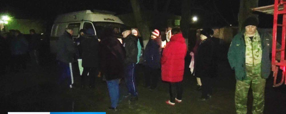 В посёлке Пригородный из-за невыключенного обогревателя загорелось общежитие