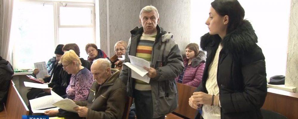 Жители Калача в суде отстояли право на индивидуальное отопление