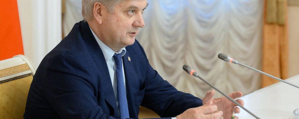 Александр Гусев внес ряд уточнений в нормативно-правовые акты по действующему режиму самоизоляции