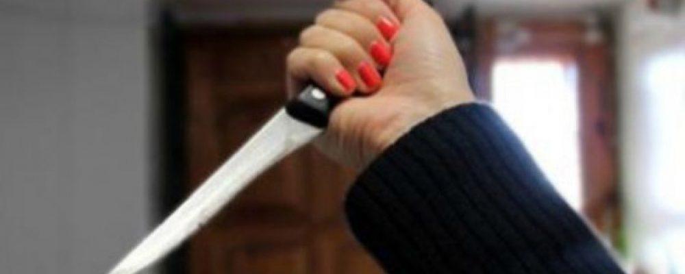 Пьяная жительница Калачеевского района ударила ножом бывшего мужа