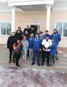 В Калачеевском районе прошла Всероссийская акция «Студенческий десант»