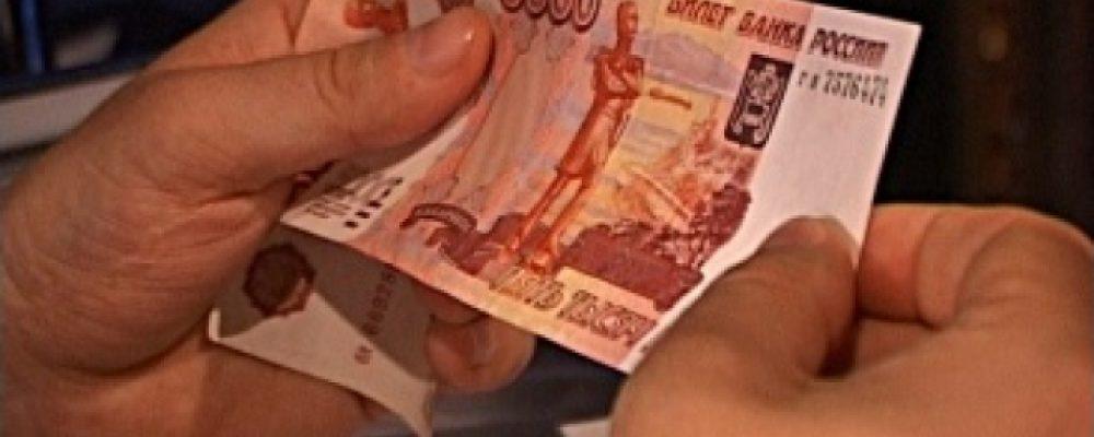 Калачеевские полицейские раскрыли кражу денег