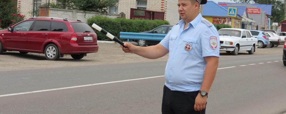 Калачеевские полицейские провели профилактические рейды