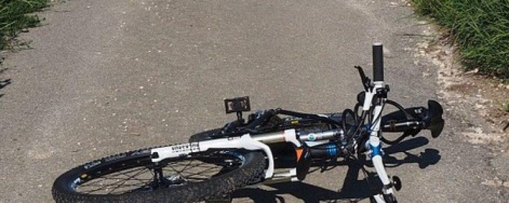В ДТП пострадал велосипедист