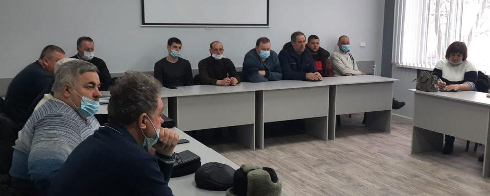 Калачеевские полицейские приняли участие в обучающем семинаре