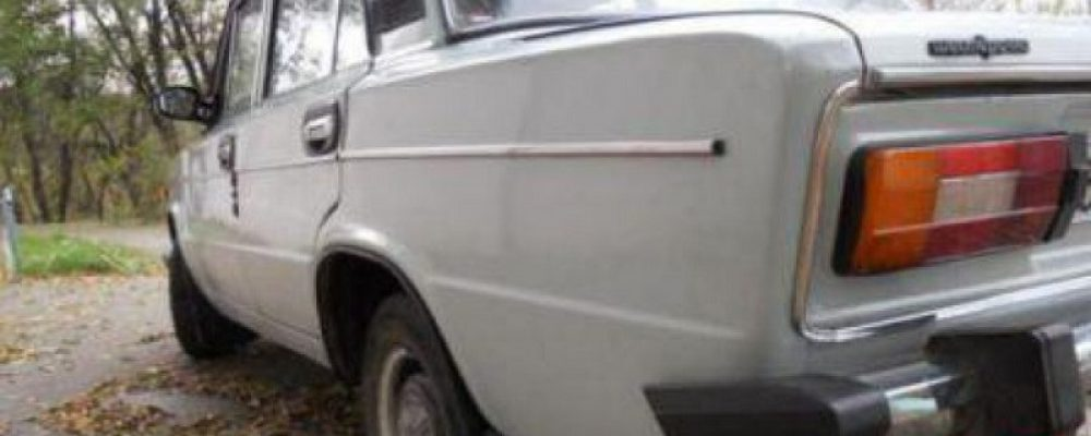 Калачеевские полицейские раскрыли угон автомобиля