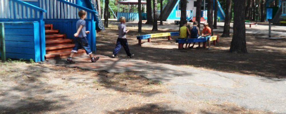 В Калачеевском районе отремонтируют детский лагерь «Солнышко»