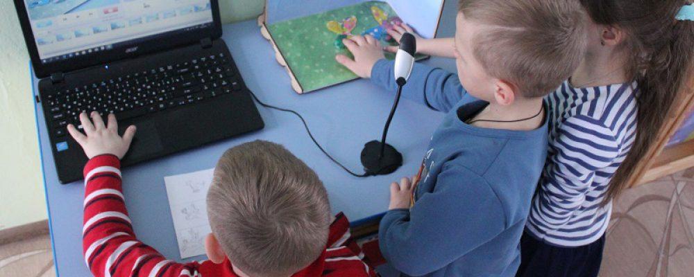 Мультстудия в детском саду