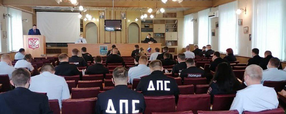 Сотрудники отдела МВД России по Калачеевскому району встретились с представителем Россошаской епархии
