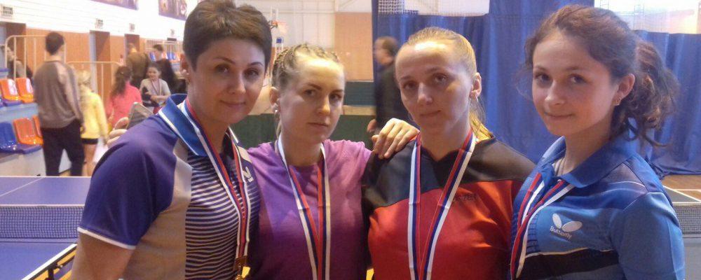26 марта состоялся межрайонный турнир по настольному теннису