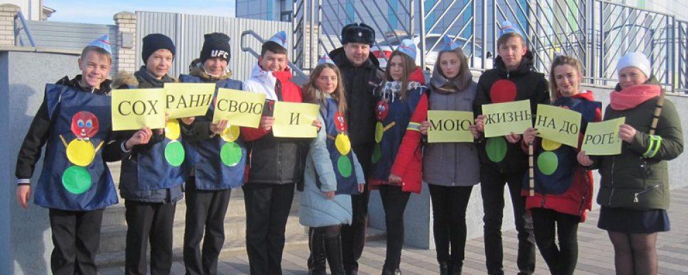 Калачеевские полицейские провели мероприятия, посвященные Всемирному дню памяти жертв дорожно-транспортных происшествий
