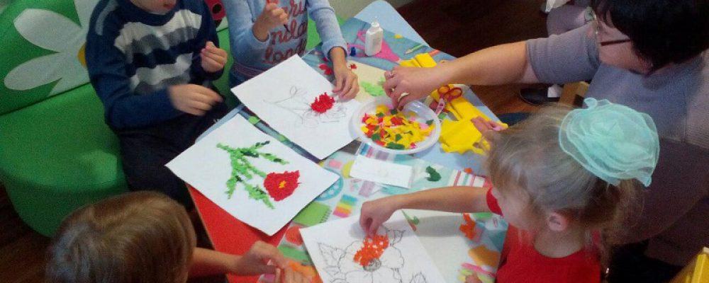 Мастерская чудес в МБДОУ «Центр развития ребенка- детский сад № 7»