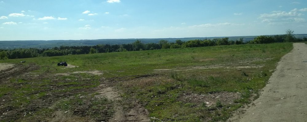 После обращения  активистов ОНФ в администрацию Калачеевского района власти очистили от мусора два крупных участка