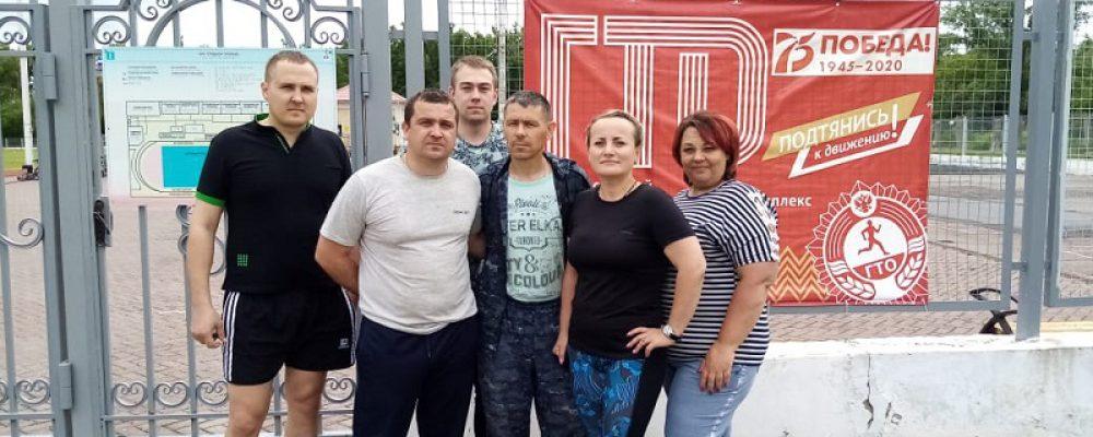 Калачеевские полицейские отметили  День подразделений ПДН спортивными достижениями