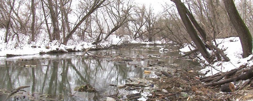 В ежегодно утопающем Калачеевском районе начали готовиться к паводку