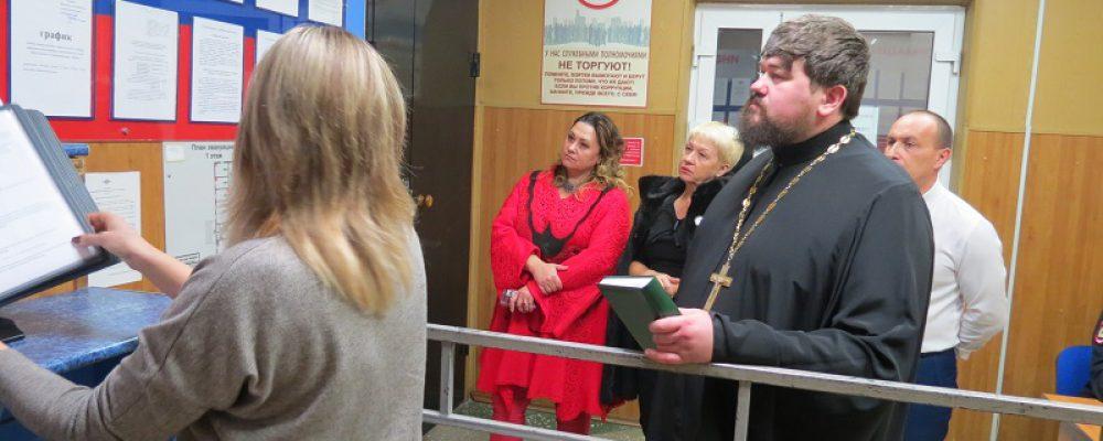 Отдел МВД России по Калачеевскому району проверили члены Общественного совета