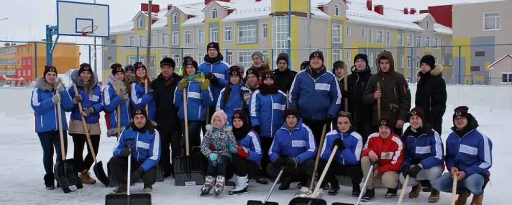 Всероссийская патриотическая акция «Снежный десант» впервые пройдет в Калачеевском муниципальном районе