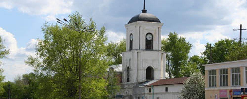 Художник из Борисоглебска восстанавливает старинную роспись в Успенском храме г. Калача