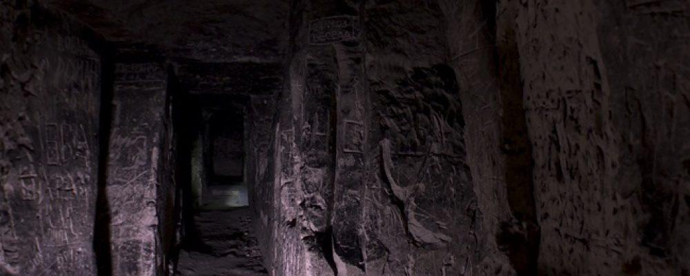 Пещеры XIII века. В Калаче благоустроят уникальную меловую Пеньковую гору