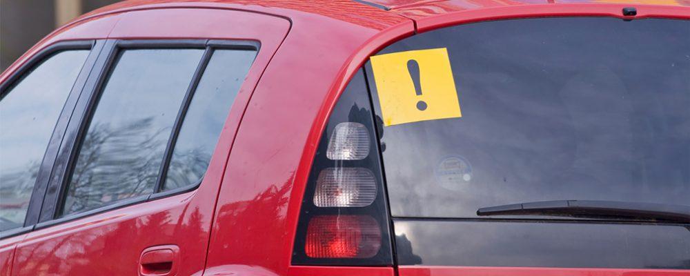 В России для водителей со стажем меньше двух лет ввели ограничения