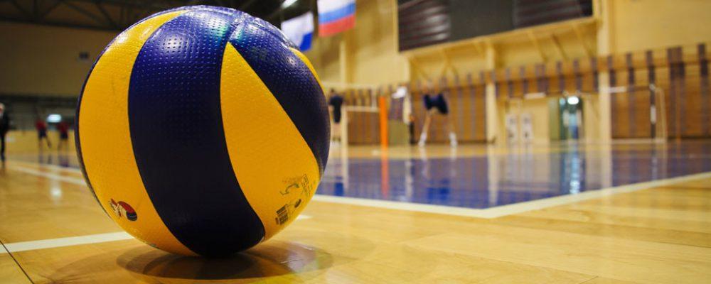 Волейбольная мужская команда «Калачеевская нива»  проиграла нововоронежскому «Атому»